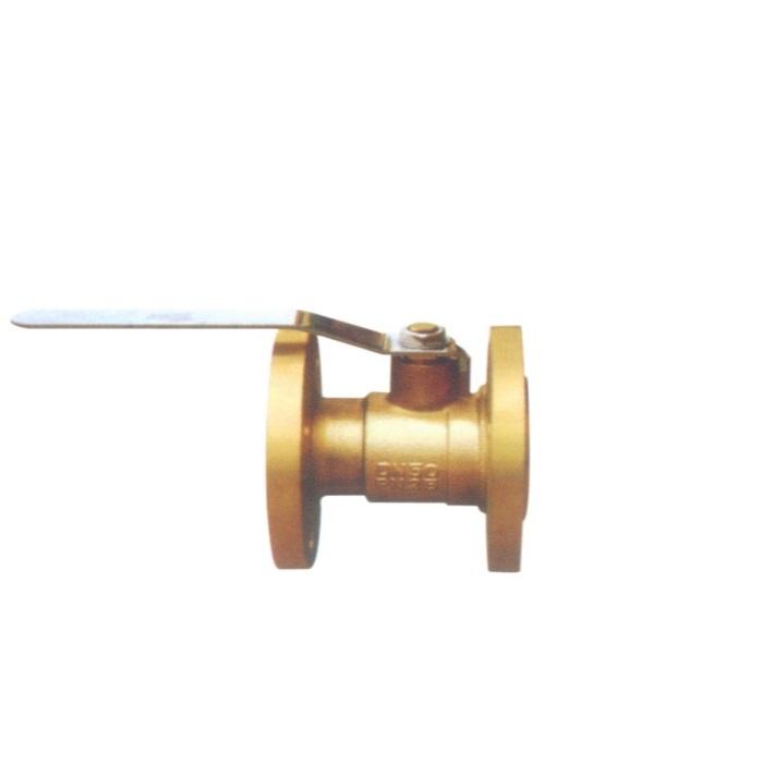 黄铜法兰球阀用于变压器