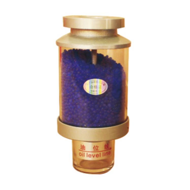 双呼吸缓流式吸湿器用于变压器