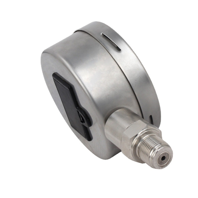 数字不锈钢电子数显压力表高精度液压真空表负压气压水压0-1.6mpa