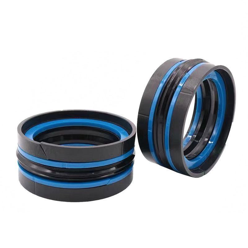 密封圈KDAS液压油封五组合密封件注塑机油封液压活塞杆孔用橡胶圈