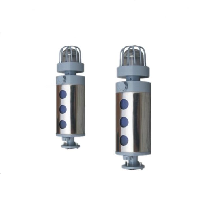 不锈钢防爆双呼吸变压器吸湿器2kg
