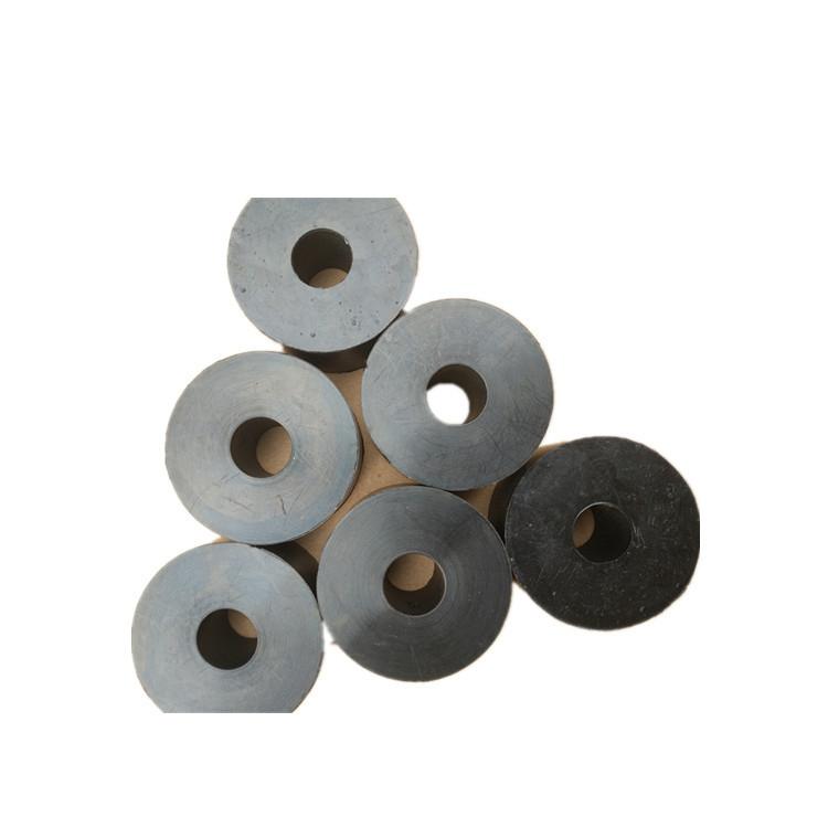 黑色橡胶弹性套联轴器缓冲胶套束节柱销穿钉套筒减震垫密封件