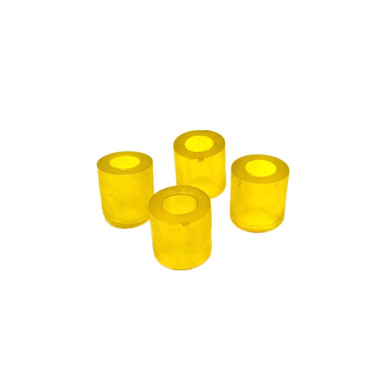 聚氨酯橡胶弹性缓冲垫联轴器减震套筒牛筋密封件柱销束节胶圈