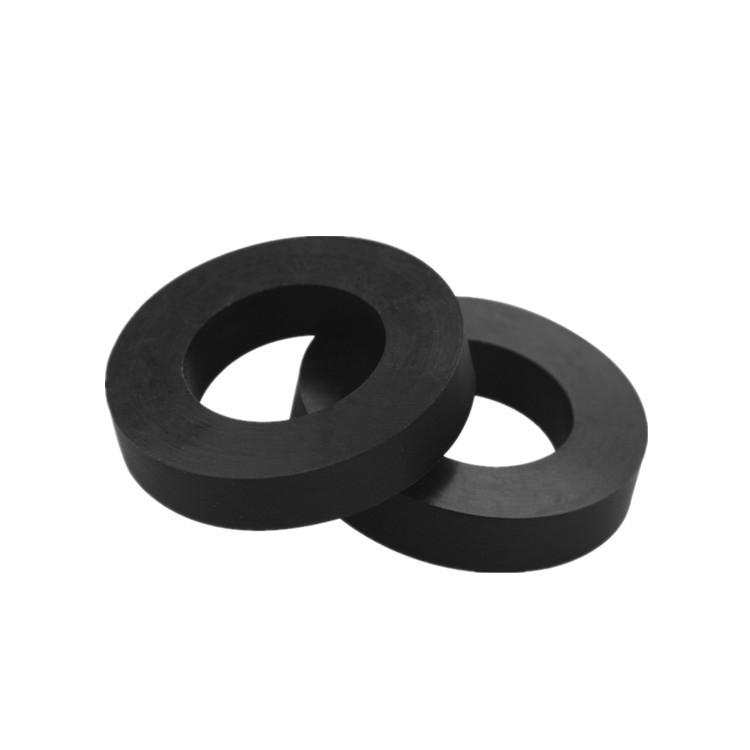 黑色橡胶套弹性垫圈密封件减震块缓冲垫优质联轴器束节耐磨弹性垫