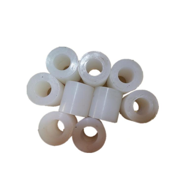 硅胶套胶垫橡胶减震垫16*30*30非标定做代开磨具减震圈联轴器胶套