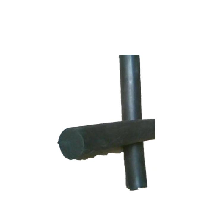 普通天然橡胶耐磨橡胶棒密封件圆柱形实心缓冲棒减震弹力棒
