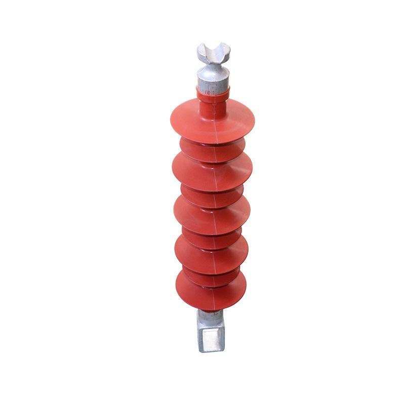 户外线路复合横担绝缘子导线支撑硅胶绝缘子FS-110/10